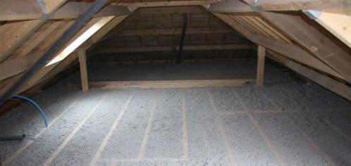 Comment isoler un comble, un plancher  avec de la ouate de cellulose SOPREMA ?