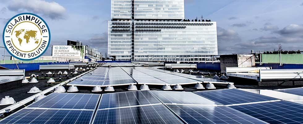 C'est au tour de Soprasolar Fix Evo de recevoir le label de la fondation Solar Impulse